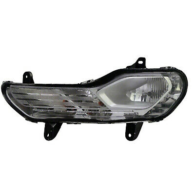 Park Lamp Assembly Driver Side 116-03381A