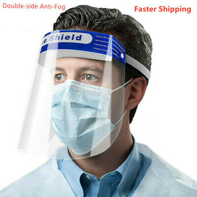 Full Face Covering Anti-fog Safety Shield Eye Protector Splash-proof Anti-spray