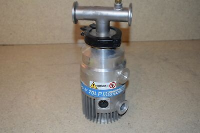 Varian Turbo-V 70Lp Macro Torr Pump Model 969-9367S002 (Kd1)