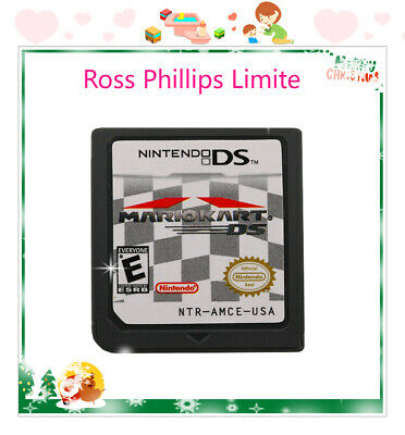 Mario Kart DS (Nintendo DS,2005) Game Card For DS 2DS 3DS XL Christmas Gift