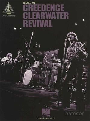 Best of Creedence Clearwater Revival Guitar Recorded Versions TAB Music Book