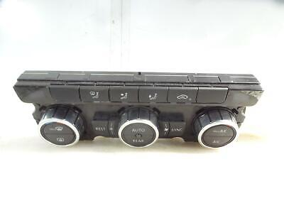 2012 SEAT ALHAMBRA Diesel Heater Climate Controls 7N0907044E 666