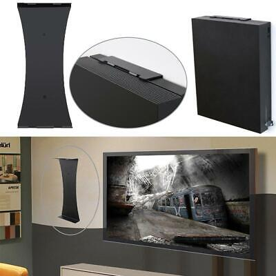 For Xbox One X Game Console Vertical Cradle Stand Wall Mount Bracket Holder UK