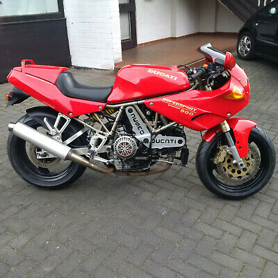 Ducati 900 ss Top-Zustand - 1Hand - große Inspektion -Youngtimer