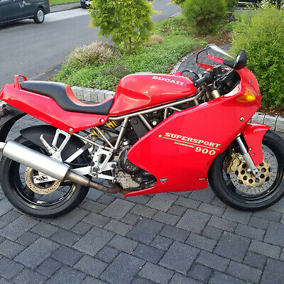 Ducati 900ss - große Inspektion - Youngtimer - TOP Zustand!