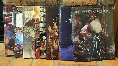 Leisure Arts, The Spirit of Christmas Books, Holiday Crafts Ideas Patterns More