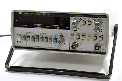 Frequenzzähler HP 5315A Universal Counter