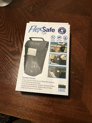 Brand New Blue Flex Safe Never Been Used