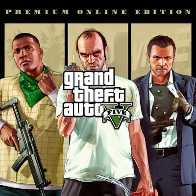 Grand Theft Auto V: Premium Online Edition | PC & Xbox One | GLOBAL Key