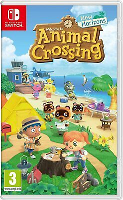 Animal Crossing: New Horizons Standard (Nintendo Switch)