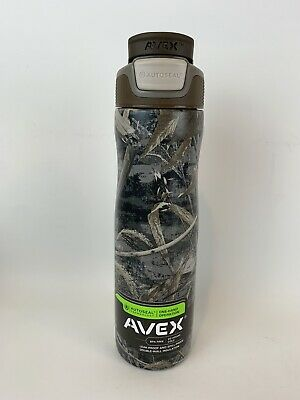 Coleman 40 oz 3Sixty Pour Vacuum Insulated Thermal  Realtree Camo Avex x2