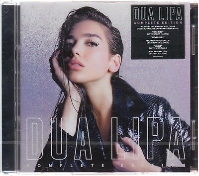 Dua Lipa Complete Edition 2 CD's NEW  190758998527 USA NOW SHIPPING!