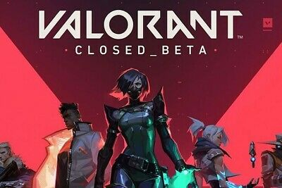 VALORANT Closed BETA Account ⭐ FULL ACCESS e-mail EU