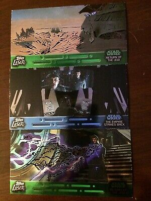 Topps 1997 Star Wars Trilogy WideVision 36ct Box