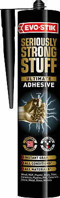 Evo-Stik Seriously Strong Stuff Ultimate Strength Grab Adhesive Glue 290ml