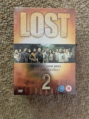 Lost - Season 2 [DVD] [2005] - DVD  5UVG The Cheap Fast Free Post
