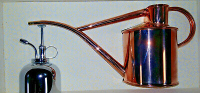 Haws Indoor Watering Can Kit - 1 Litre Watering Can & Mist Sprayer - New