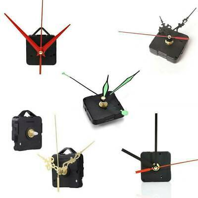 1 Set Silent Quartz Clock Movement Mechanism DIY Kit Battery Powered Hand Tool