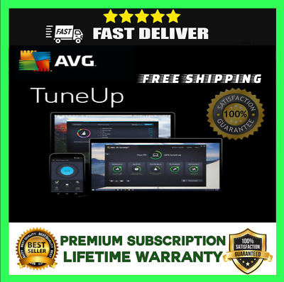 AVG PC TuneUp 2020 - 1 PC - 1 Year