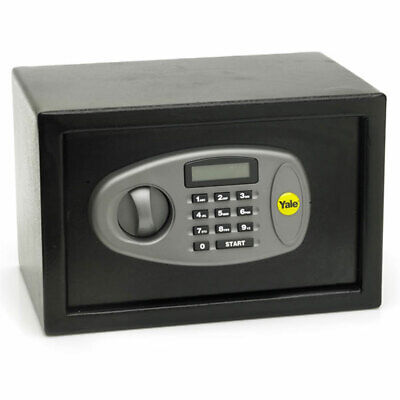 Yale Small Electronic Safe (Y-SS0000NFP)