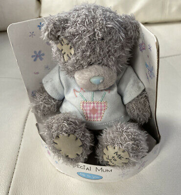 """Me To You Bear Special Mum  Tatty Teddy 6"""" Vintage Used Still Boxed"""