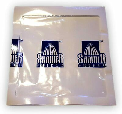 """Shower Shield Catheter PICC Line Water Barrier Cover 7""""x7"""" size, Pack of 7 each."""