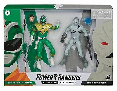 Power Rangers Lightning Collection  Mighty Morphin Power Ranger Vs.  Putty