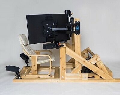 Sim Rig Set Up Builder