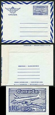 Canada 10c Airmail Lettersheet