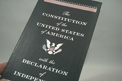 The Constitution of the United States of America/Declaration of...Bonded Leather