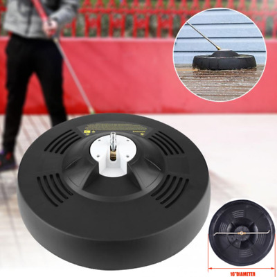 """High Quality 16"""" Floor Surface Cleaning Cleaner For Pressure Washer Up to 3k psi"""