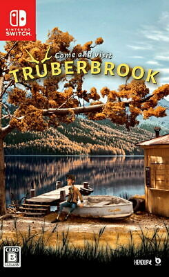 Truberbrook Nintendo Switch Japan/English/Spanish/French/German/Other - NEW G