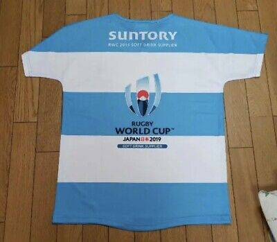 Rugby World Cup 2019 commemorative original T-shirt Suntory not for sale japan