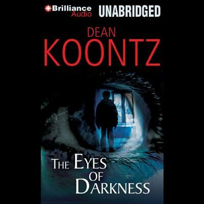 📓 The Eyes of Darkness by♨️ Dean Koontz♨️P.D.F 📓(email delivery)
