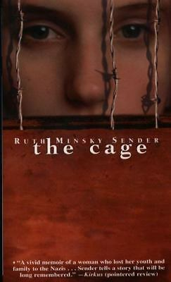 The Cage by Sender, Ruth Minsky, Good Book
