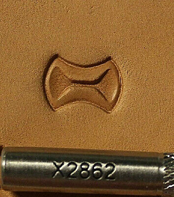 Tandy Leather Craftool Pro Stamp-Camouflage C2130 82130-00