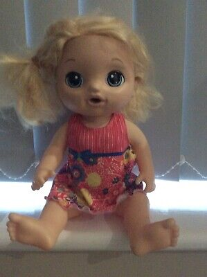 Interactive Baby Alive Sweet Tears Doll.