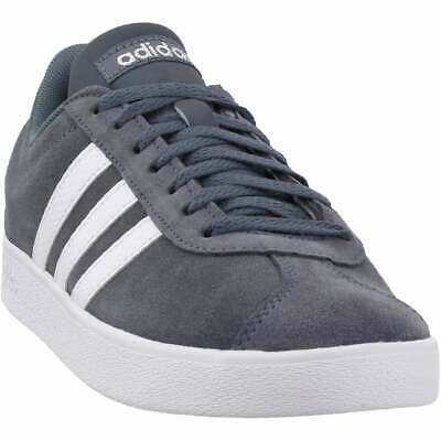 adidas VL Court 2.0  Casual   Shoes - Grey - Womens
