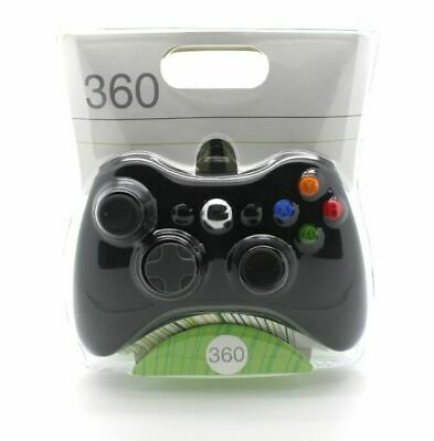 Xbox360 controller Wired controller Black XBOX 360 joystick tool