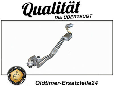 Steel Exhaust System for Mercedes 230SL 250SL 280SL W113 Pagode