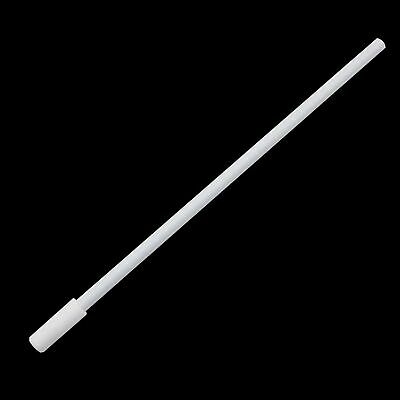"12"" PTFE Magnetic Stir Bar Retriever Rod Pill Coated Steel Core Lab Teflon Mixer"