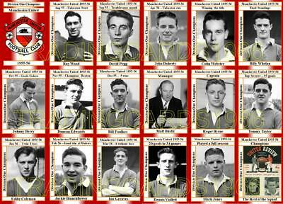 Liverpool 1906 Division one champions football Trading Cards 1905-06
