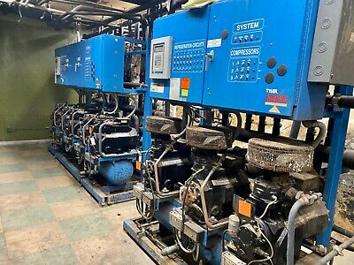TYLER- Complete  Refrigeration System Compressors - BROOKLYN NY COOLERS ETC