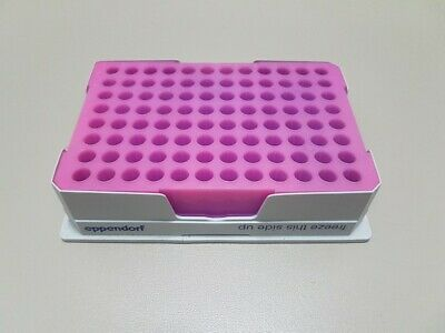 Eppendorf PCR Cooler iceless cold storage for 96 well plates and tubes COLDBLOCK