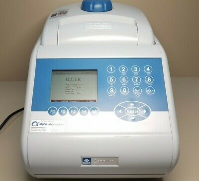BIOER GENE PRO thermal cycler PCR Polymerase Chain reaction 96 wells GRADIENT