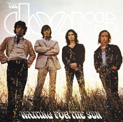 Doors-Waiting For The Sun Cd New