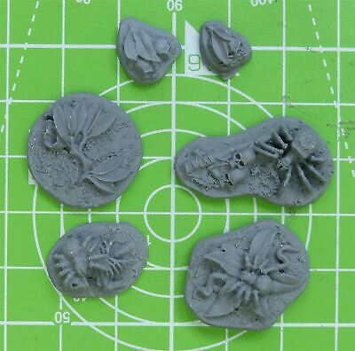 GW Basing Kit - Resin Base Pieces - Warhammer 40k AoS Bits Parts