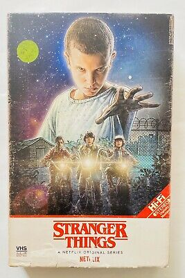 Stranger Things - Season 1 4K ULTRA HD Netflix Poster included Target exclusive