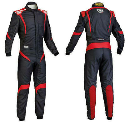 OMP GO KART RACING SUIT CIK FIA LEVEL II Standard Sublimation Printed