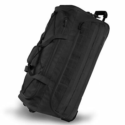 Highland Tactical Squad 30-inch Large Tactical Rolling